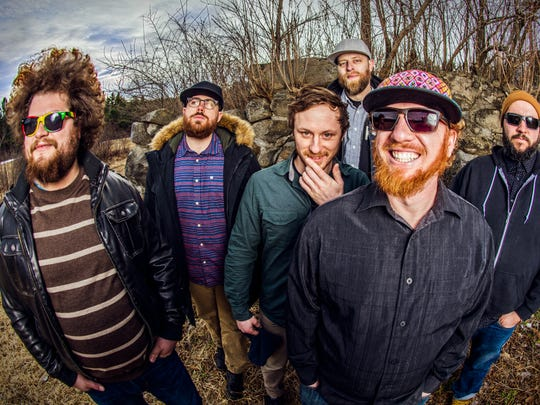 The New Hampshire group Roots of Creation plays Friday