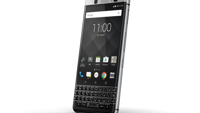 The BlackBerry KeyOne