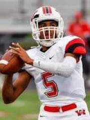 D/Mitrik Trice led Wayne High School in Ohio to the state semifinals his senior year.