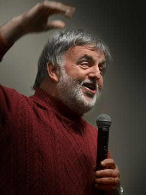 Storyteller David Joe Miller kicks off the third year of Asheville's Spoken Word open mic series at Buffalo Nickel.