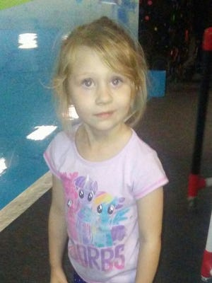 Dakota Wright, 4, was fatally struck by a hit-and-run utility van outside her Hanover home on Nov. 22, 2016. (Photo courtesy of Ginger Wright and Facebook)