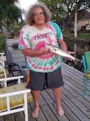 A pre-Hurricane Irma file photo of John LaValla of