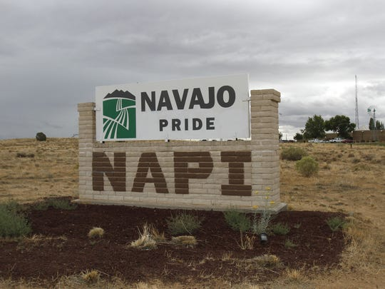 The Navajo Agricultural Products Industry headquarters