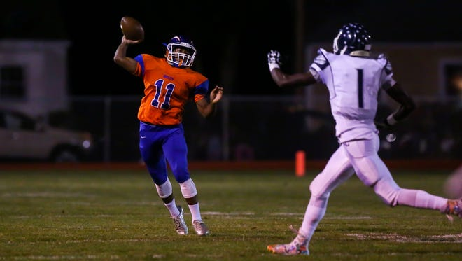 Football:  Millville vs Atlantic City  11.03.17