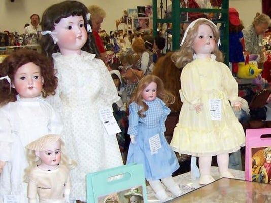 Collectible Doll Show