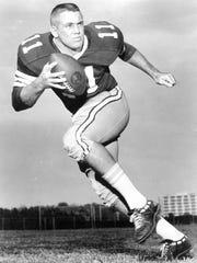 FSU quarterback Kim Hammond finished fifth in the Heisman