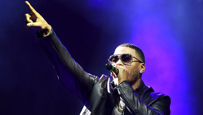 Nelly headlined a concert featuring Bone Thungs-n-Harmony, and Juvenile at The Ballpark at Jackson, Friday, April 27. Over 7,000 people attended the concert.
