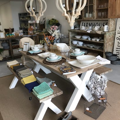 This new gift shop owner has retail in her blood