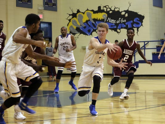Sumrall High School hosts FCAHS Basketball | Gallery