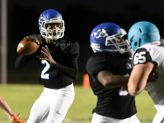 High School Football: Bayside at Heritage