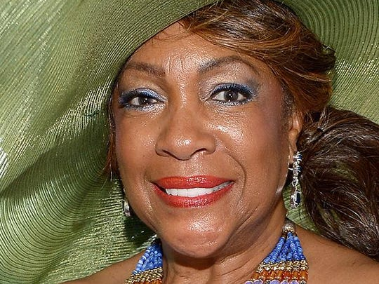 Mary Wilson will host Sunday.