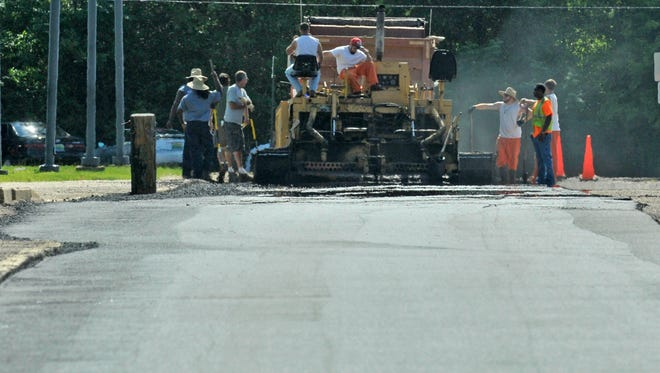 Prattville will be paying $1 million for a resurfacing project of city streets.