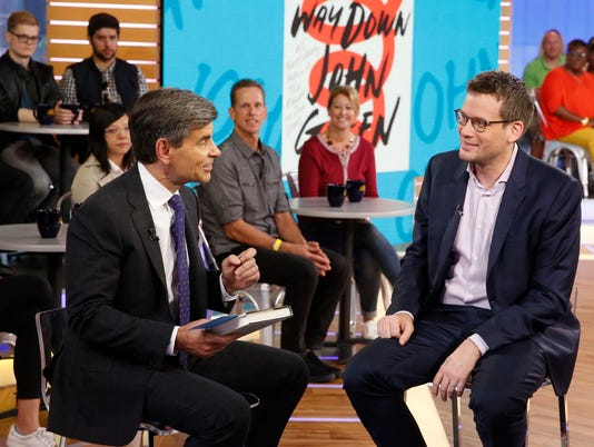 GEORGE STEPHANOPOULOS, JOHN GREEN