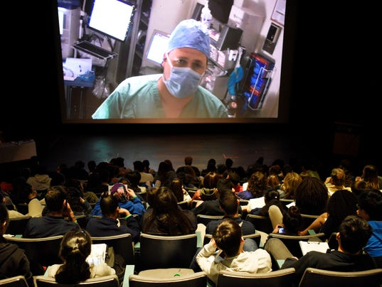 Two-way video hookup puts Lodi students in transplant