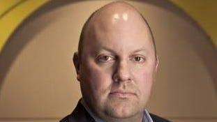Marc Andreessen, eBay director since September 2008 and co-founder of VC firm Andreessen Horowitz