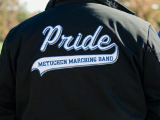 Metuchen High School Marching Band is known as the