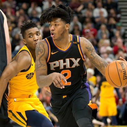 Feb 14, 2018: Phoenix Suns guard Elfrid Payton (2)