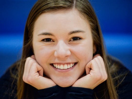 Sartell High School senior Hannah Wohletz is the Times