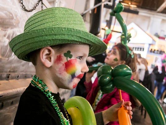 34th Annual York Saint Patrick's Day Parade