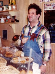 Ira Gutner, who founded Samuel's Sweet Shop in 1994