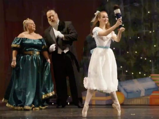 "The 41st annual production of ""The Nutcracker"" by the Montgomery Ballet is Friday, Saturday and Sunday at Troy University's Davis Theatre."