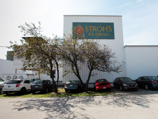 Detroit Vineyards, reportedly the first Detroit-based winemaker in 60 years, is setting up shop in the former Stroh's ice cream plant near Eastern Market.