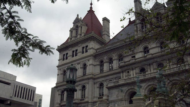 At the New York state Capitol in Albany, lawmakers are expected to approve a plan to work around the federal tax code -- one of several Democratic-led states considering similar options.