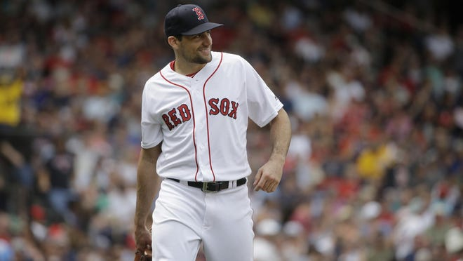 Nate Eovaldi figures to be one of the pitchers fronting the Red Sox rotation in 2020.