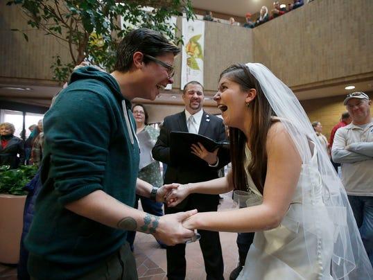 AP Gay Marriage Utah