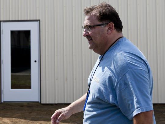 Gloucester County Animal Shelter Director Bill Lombardi