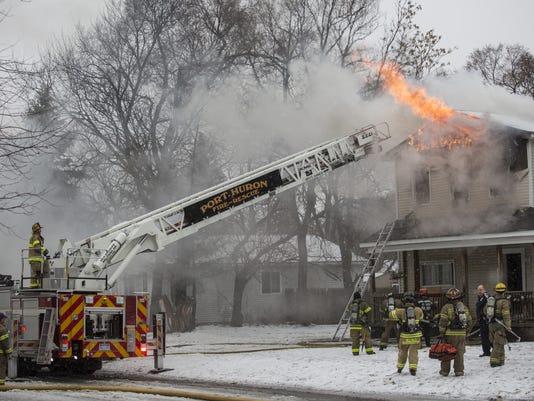 PTH0225 HOUSE FIRE