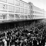 Key moments in Ford, Detroit train station history