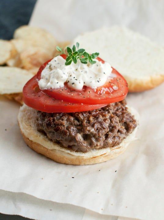 Food  Deadline Burgers