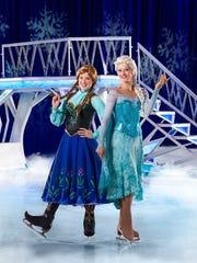 Anna y Elsa, dos de los personajes de Disney más queridos