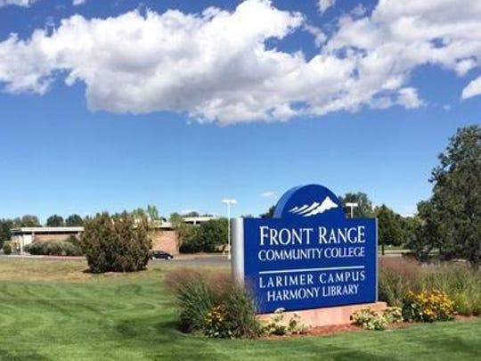 Front Range Community College.