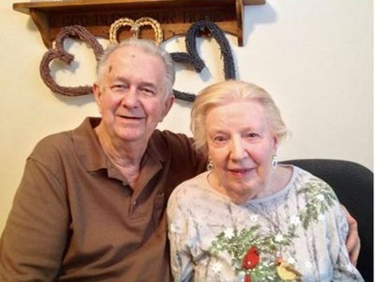 Anniversaries: Dean Reynolds & Nola Reynolds