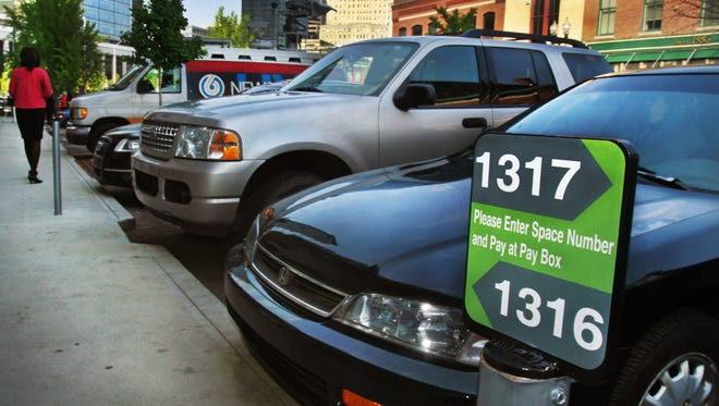Metered parking enforcement ends at 9 p.m. most nights in Broad Ripple, but that would be extended until 11 p.m. under a City-County Council proposal.