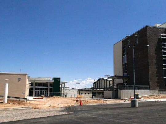 The renovation of the Farmington High School campus is running some $2.5 million under budget.