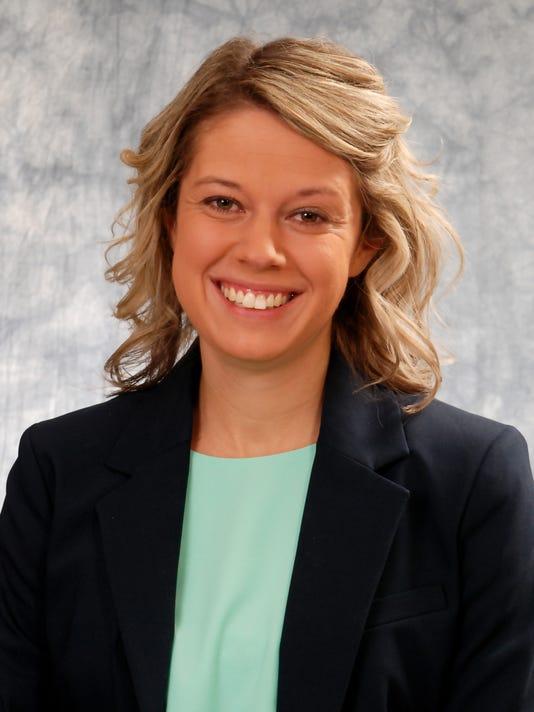 Kate Anderson IU Health Ball Memorial Hospital