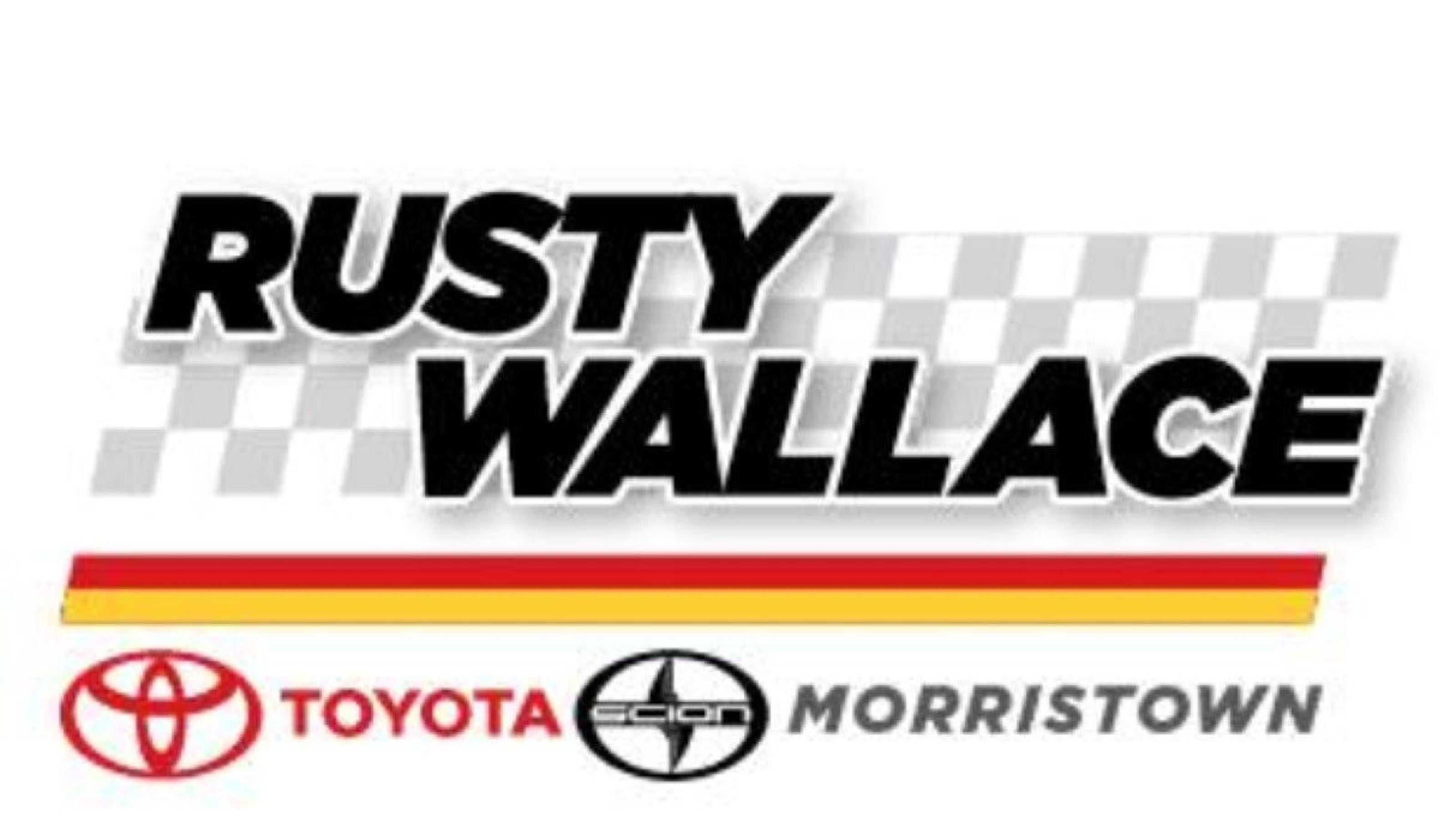 Rusty Wallace Toyota donates $20 000 to local charities