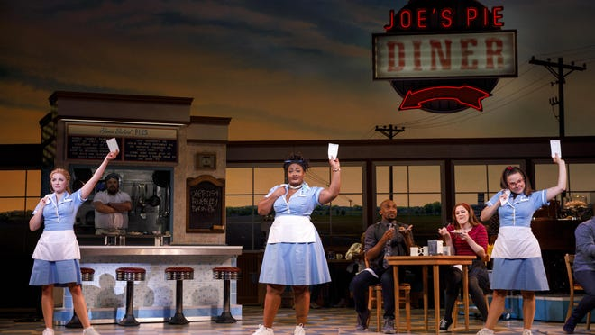 """Waitress"" will be at Wharton in January."