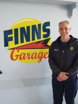 Kevin Finn.