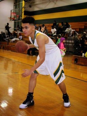 Ramapo boys basketball's Dario Almonte is the Journal News Rockland Scholar-Athlete of the Week