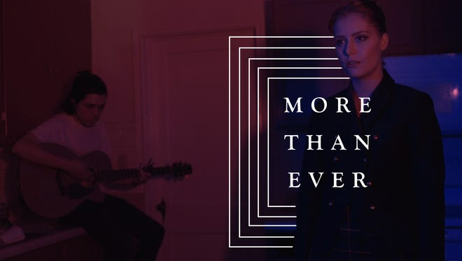 "Ian Sicks' interactive musical, ""More than Ever"" has a film adaptation that can be seen on YouTube."
