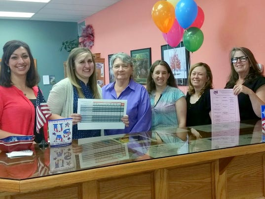 lincoln county  clerk and staff