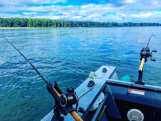 A two-rod exception is now an option when salmon fishing in the Willamette area.