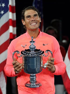 Rafael Nadal Doesn T Think About Catching Roger Federer In Grand Slams