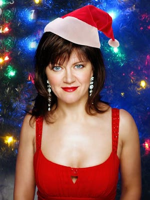 "Michelle Berting Brett stars in the two-act show ""Merry Christmas Darling: Carpenters' Christmas,"" which will be stopping at Cedar Crest High School at 2 p.m. on Sunday, Dec. 4. The show is a Christmas version of Berting Brett's ""We've Just Begun: Carpenters Remembered."""