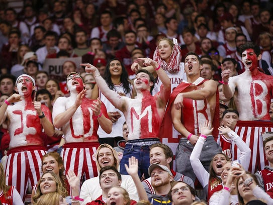 Despite some down years, IU's fan base continues to