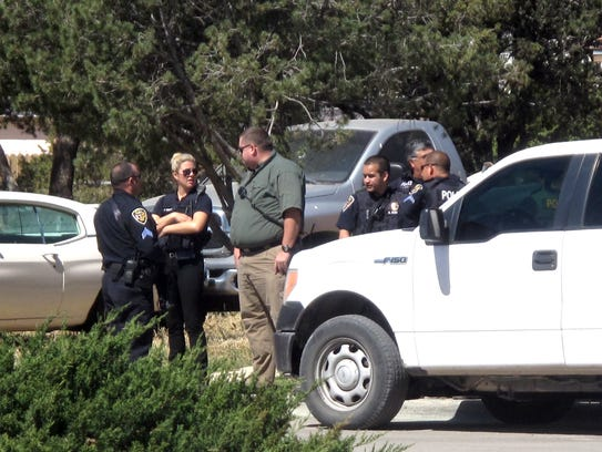 Artesia Police Department officers join New Mexico